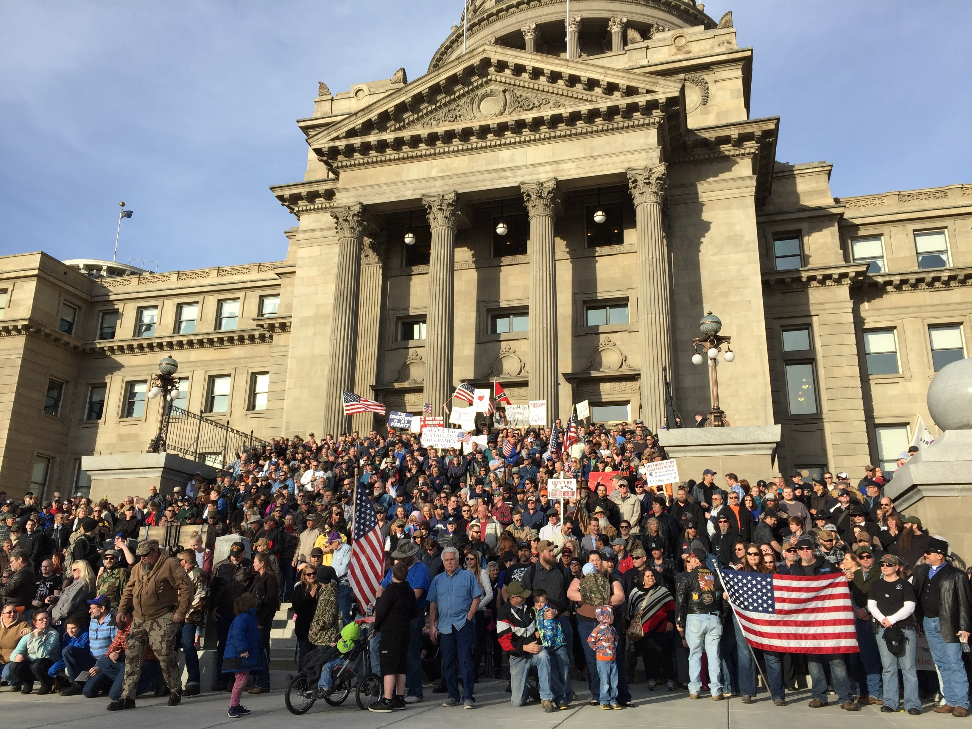 Rally to Celebrate Permitless Carry in Idaho on July 1st!