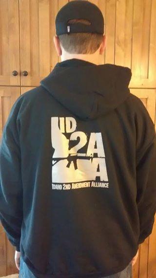 ISAA Logo Hoodie
