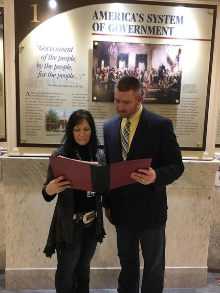 Idaho Legislative Session Underway!