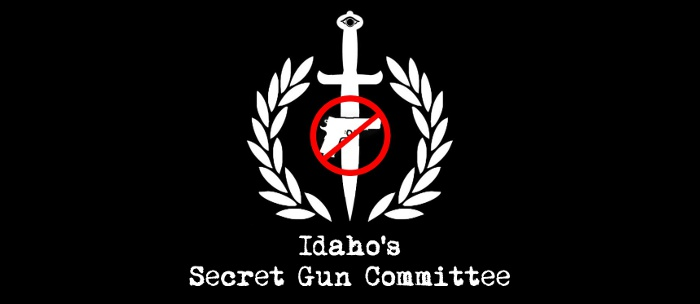 Idaho's Secret Gun Committee Strikes Again