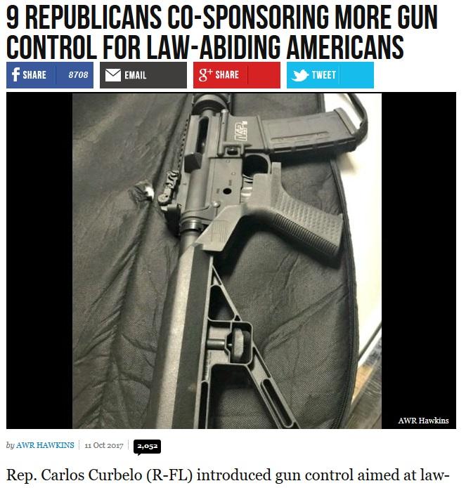 Idaho Congressional Delegation Silent on Gun Control!