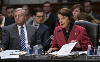 Sign the Petition to STOP the Feinstein/Graham Red Flag Gun Grab!