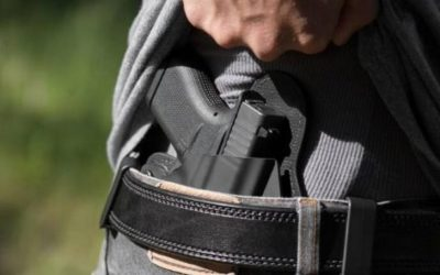 "Tell Your Legislators to Vote ""Yes"" on Constitutional Carry Expansion, HB 516!"
